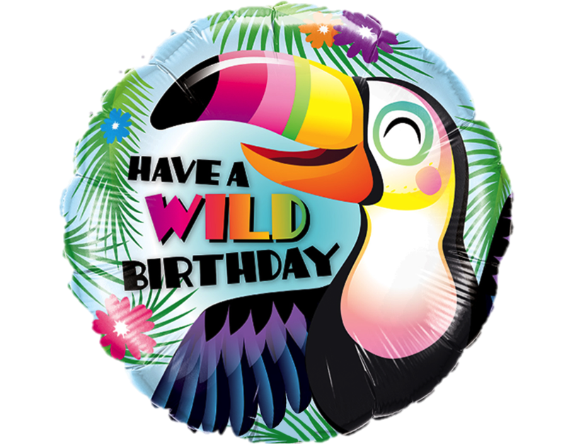 Have a wild birthday