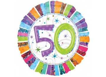 Radiant Birthday 50