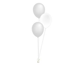 Trosje van 3 heliumb...