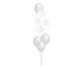 Trosje van 10 helium...